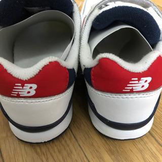 ニューバランス  Kids  996 スニーカー 美品 - 靴/バッグ