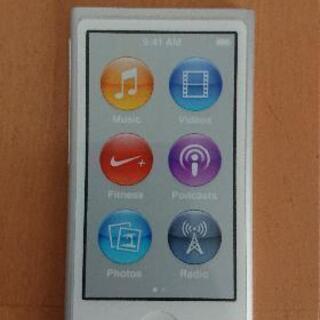 [未使用] iPod nano 第7世代 16GB(本体のみ)