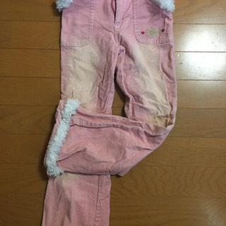 ✰子ども 130 薄いピンク