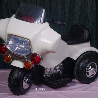 おもちゃのバイク 不動品