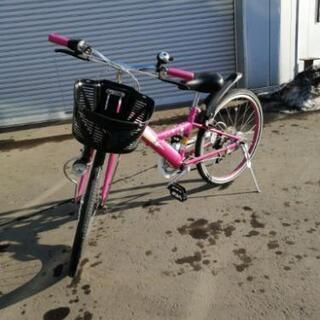 【値下げ】小学生★22インチ 自転車