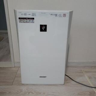 シャープ 空気清浄機&加湿器