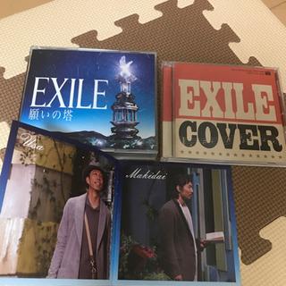 EXILE アルバム 願いの塔 2CD +2DVD