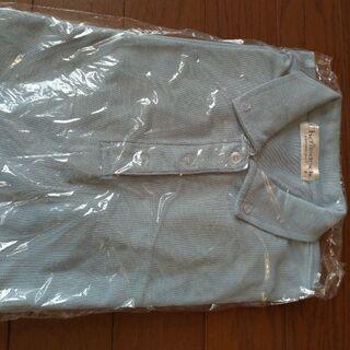シャツ 水色 Sサイズ