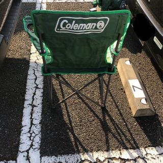 コールマン アウトドアチェア リクライニングラウンジチェア 2脚セット - 清瀬市