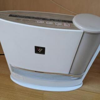 SHARP加湿器暖房 プラズマクラスター