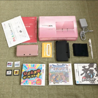 Nintendo 3DS 本体 ソフトセット 箱付き