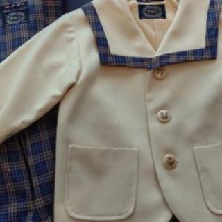 昭和幼稚園制服(ほぼ新品)