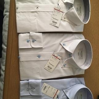 長袖ワイシャツ Sサイズ3枚