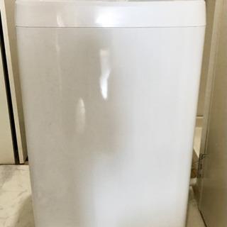 洗濯機 洗濯4.5kg 2018年製(ハイセンス WH-E4502)