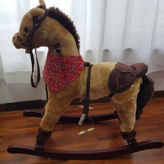 乗れる馬おもちゃ