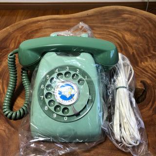 レア‼️昭和レトロな電話機