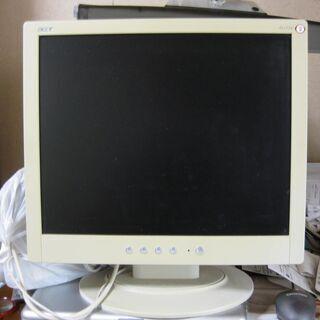 USED 17インチ液晶モニター Acer AL1714