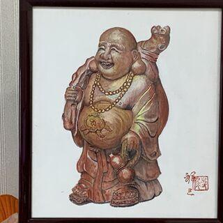 素人絵画(水彩・水墨)