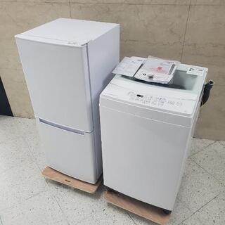 ■配送・設置可■2019年製 ニトリ家電2点セット■全自動洗濯機...
