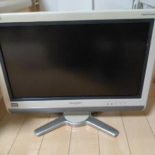 (お取引連絡中)2008年製テレビ 差し上げます