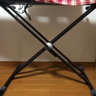 ピアノ キーボード スタンド X型の画像