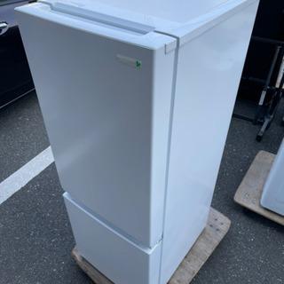 冷蔵庫 ヤマダ YRZ-F15E1 2018年 156L🌟安心...