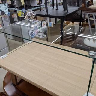 【おすすめ品】ガラスセンターテーブル