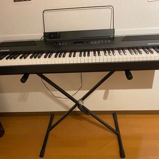【ネット決済】アレシス電子ピアノ キーボードスタンドセット