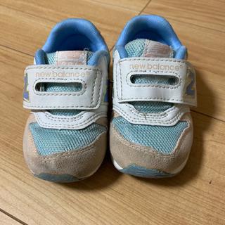 【ネット決済】ニューバランス 子供用 靴