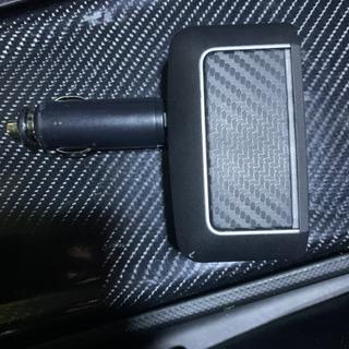 シガーソケット二口USB