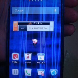 スマホ NTT ドコモ AQUOSフォン・sim フリー/…