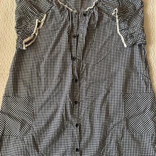【大きいサイズ:4L】半袖授乳口つきパジャマ上下セット