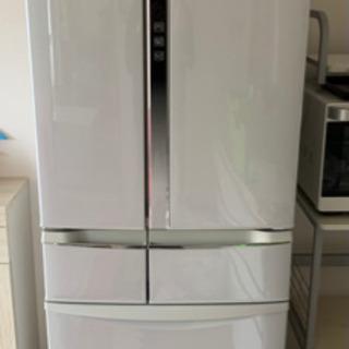 パナソニックノンフロン冷凍冷蔵庫 NR-F436T形 【2012年度】