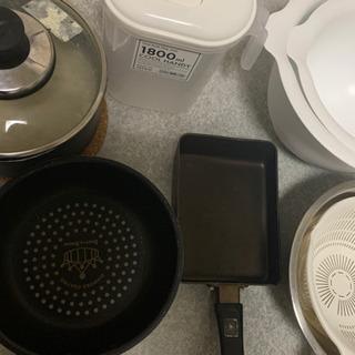 調理道具、消耗品等色々 - 奈良市