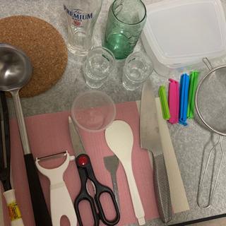 調理道具、消耗品等色々 − 奈良県