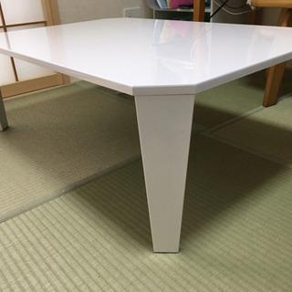 決まりました⭐︎ニトリ[美品]折りたたみテーブルシャイン2(90...