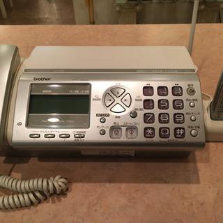 ブラザー FAX電話機