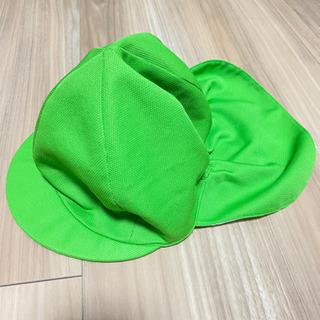 カラー帽子
