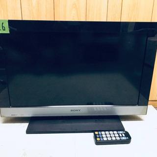 426番✨SONY 液晶デジタルテレビ KDL-26EX300‼️