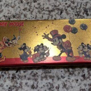 ミッキーマウス 缶