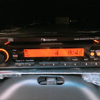 Nakamichi CD-400 ナカミチ  CDプレーヤー