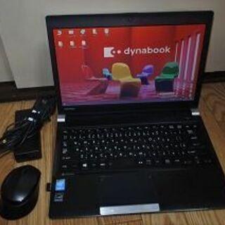 dynabook R734k ブルーレイ・Webカメラ搭載 アプリ沢山 すぐに使えます。の画像