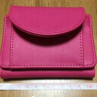 未使用👛Heatherの三つ折りミニ財布