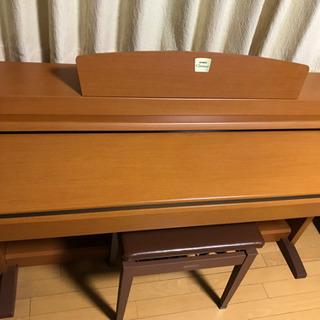 【ネット決済・配送可】YAMAHAクラビノーバ電子ピアノ