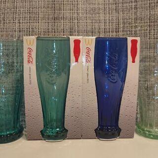 コカ・コーラ グラス 4個