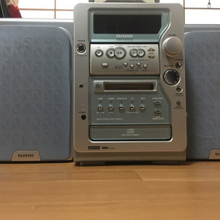 cdmdコンポ VHS再生機器