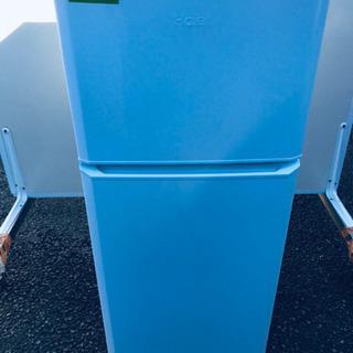 ④✨高年式✨53番 haier✨冷凍冷蔵庫✨JR-N121A‼️