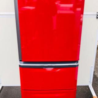 ④‼️大容量‼️✨高年式✨94番 三菱✨ノンフロン冷凍冷蔵庫✨M...
