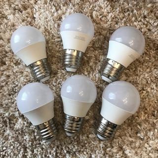 40W形 電球 LED  電球色