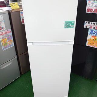 【店舗同時販売中】2018年製 ヤマダ電機 2ドア冷凍冷蔵庫 Y...