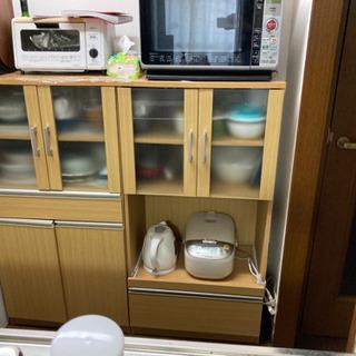 ニトリ キッチンボード 2つ