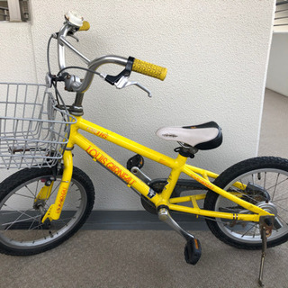 ルイガノ 16インチ 幼児用自転車の画像