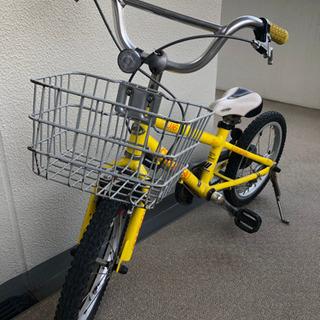 ルイガノ 16インチ 幼児用自転車 - 横浜市