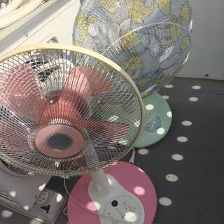 扇風機 2台 不良品 無料